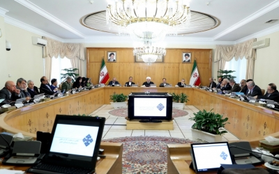 انتصاب استاندار جدید سمنان در جلسه هیأت دولت