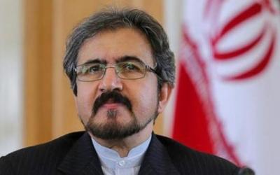 قاسمی: وزیر امورخارجه انگلستان فردا به تهران سفر میکند