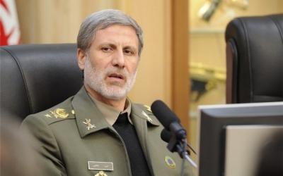 هشدار وزیر دفاع نسبت به تلاش آمریکا برای انتقال داعش از سوریه و عراق به افغانستان