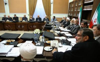 رای مجدد مجمع تشخیص مصلحت نظام به شمخانی