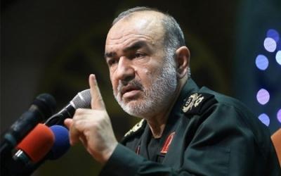 جانشین فرمانده سپاه پاسداران: سقوط آمریکا، اسرائیل و متحدانشان نزدیک است