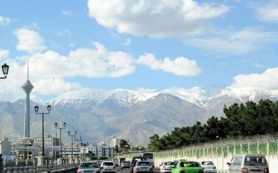 معاون پایش محیط زیست استان تهران: هوای پایتخت سالم است