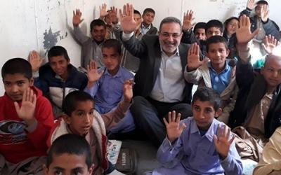 وزیر آموزش و پرورش به جمع خیران مدرسهسازان پیوست