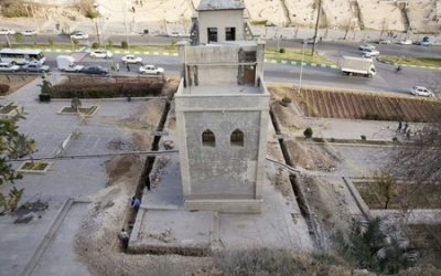 تکمیل مرمت دروازه قرآن تا قبل از عید نوروز