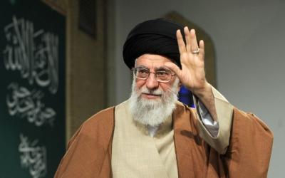رهبر انقلاب: باید بین مطالبات مردم و حرکات تخریبگرانه یک گروه تفکیک قائل شد