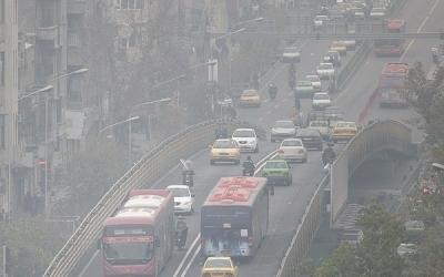 معاون پایش محیط زیست استان تهران: هوای تهران در شرایط ناسالم قرار گرفت