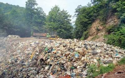 تولید  روزانه3500 تن زباله در ایام تعطیل در شمال کشور