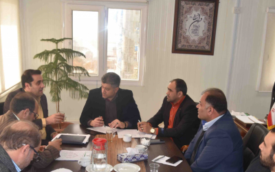 پیگیری ویژه فرماندار کرج وضعیت مسکن مهر ماهدشت