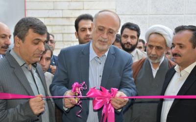 افتتاح بخش سی تی اسکن در بیمارستان دکتر شریعتی