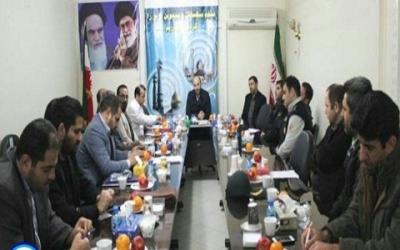  برگزاری اولین جلسه ستاد هماهنگی خدمات سفر بخش خاوران در شهرری