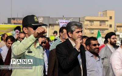 روحیه استکبار ستیزی در ایران نهادینه شده است