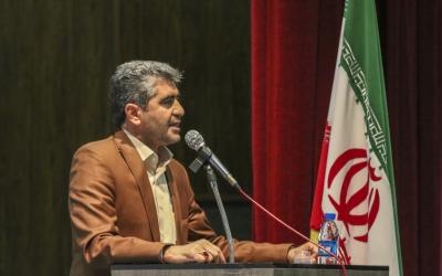 افتتاح و کلنگ زنی بیش از 56 پروژه عمرانی در لامرد با حضور استاندار فارس