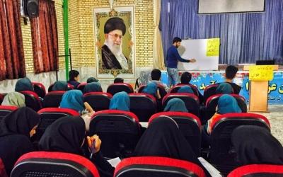 اولین دوره آموزش خبرنویسی پانا در گله دار برگزار شد