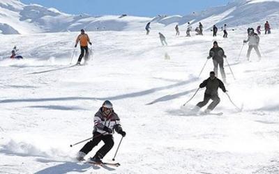 دیزین مجوز برگزاری مسابقات اسکی را دارد