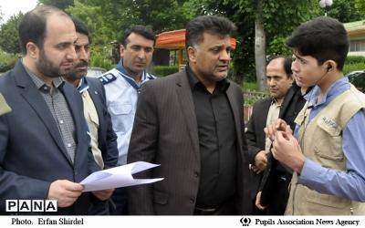 حضور قائممقام معاون وزیر در جشنواره الگو مهارتهای برتر تدریس مازندران