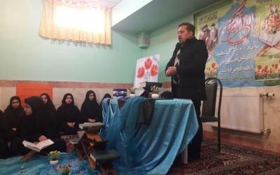اجرای طرح 36 محفل قرآنی در واحدهای آموزشی ورامین