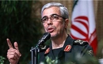 رئیس ستاد کل نیروهای مسلح: نیروهای مرزبانی ناجا تقویت میشود