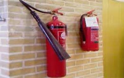تمام مدارس استان تهران کپسول آتش نشانی دارند