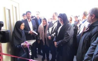 دبستان 6 کلاسه بهاری راد در روستای جوقان بستان آباد افتتاح شد