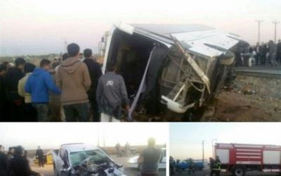 راننده تويوتا، مقصر تصادف شناخته شد