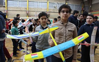 برگزاری مسابقات نادکاپ دانش آموزی یادواره شهدا پرواز در آذربایجان شرقی