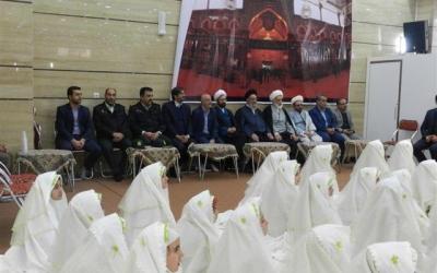 جشن بزرگ عبادت دانش آموزان شهرستان خمینی شهر