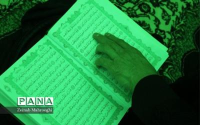 مسابقات قرآنی ویژه دانش آموزان رامسر برگزار شد