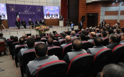 روحانی: هاشمی رفسنجانی همه وجودش عشق به ایران و اسلام بود