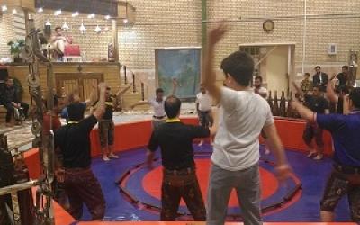 آغاز فعالیت سالن ورزش باستانی آموزش و پرورش قم+تصاویر