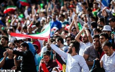 فراخوان شعار برای حضور تیم ملی در جام جهانی