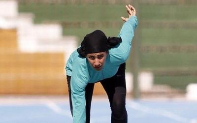 دوومیدانی قهرمانی داخل سالن آسیا؛ نقره و برنز دو 60 متر به بانوان ایران رسید