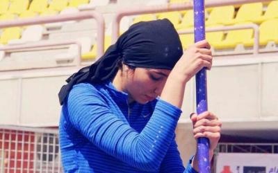 دوومیدانی قهرمانی داخل سالن آسیا؛ سه مدال پرش ارتفاع به بانوان ایران رسید