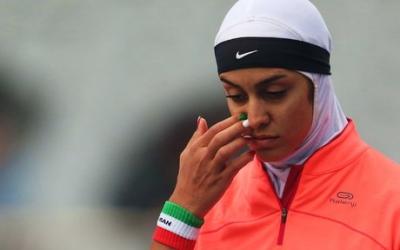 دوومیدانی قهرمانی داخل سالن آسیا؛ اولین مدال ایران به سپیده توکلی رسید
