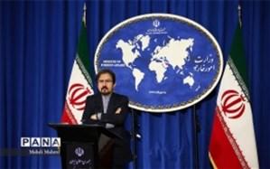 قاسمی: مذاکرهای با اروپا درباره سیاستگذاری منطقهای جمهوری اسلامی نداریم