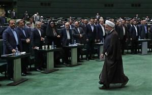 طرح سوال از روحانی احتمالا از دستور کار مجلس خارج میشود