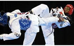 برنامه تکواندو  المپیک توکیو اعلام شد
