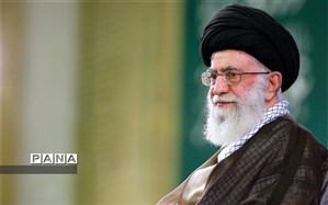 پیام رهبر انقلاب اسلامی در پی سانحهی مصیبتبار سقوط هواپیمای مسافربری