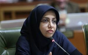 الهام فخاری: دستفروشان واقعیت شهر تهران هستند و با انکار آنها مساله حل نمیشود