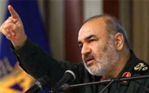 سردار سلامی: سال آینده سال فتح مبین جبهه اسلام علیه جبهه کفر است