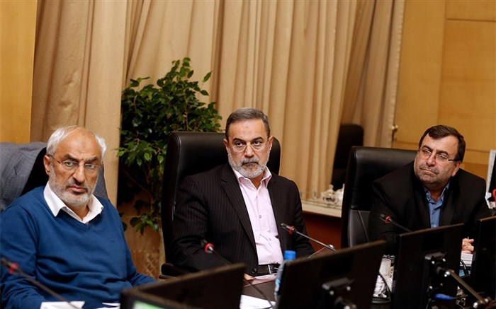 محمد بطحایی وزیر آموزش و پرورش