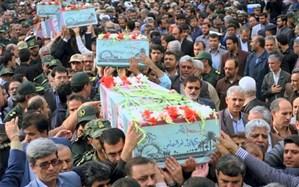 پیکرهای 12 شهید گمنام  امروزدر  شهرهای استان بوشهر تشییع و خاکسپاری می شود