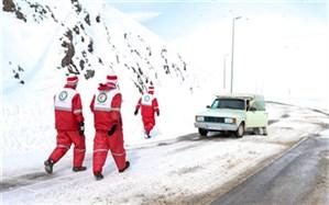 رئیس سازمان امداد و نجات: ۲۵ استان درگیر برف و کولاک هستند