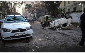 حوادث خیابان پاسداران تهران به روایت 20:30