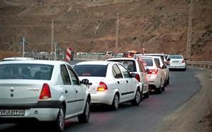 محدودیتهای ترافیکی راههای مازندران در تعطیلات هفته جاری