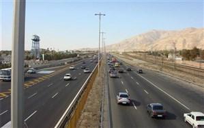 تردد در راه های برون شهری 6.7 درصد افزایش یافت