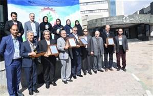 منطقه زنجان بعنوان واحد قابل تقدیر از سوی سازمان حفاظت محیط زیست کشور