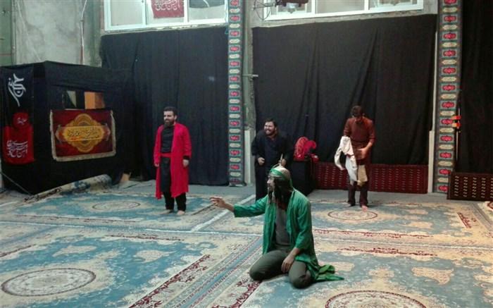 سومین جشنواره تئاتر مردمی بچه های مسجد مازندران آغاز به کار کرد