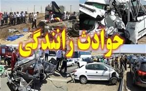 تصادف مرگبار در اتوبان بابایی جان 3 کارگر شهرداری را گرفت