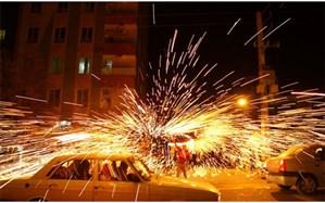 هشدار به خانوادهها در چهارشنبه آخر سال: خطرهای مواد محترقه دستساز را جدی بگیرید