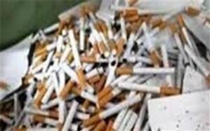 کشف 107 هزار نخ سیگار قاچاق از پژو توقیفی در خُنج